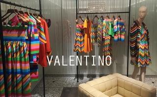 2015早春Valentino零售分析