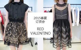 RED VALENTINO - 2015春夏