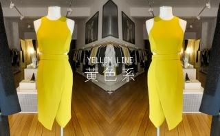 2015春夏黃色系零售分析