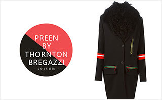 Preen By Thornton Bregazzi - 2015初秋