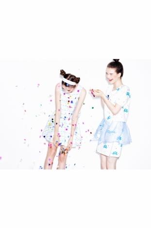 Margarin Fingers - 2014春夏