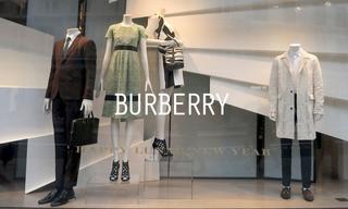 2016早春Burberry零售分析