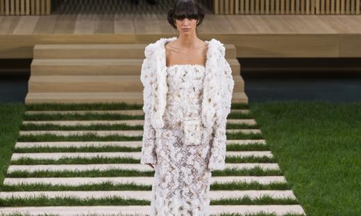 2016春夏高级定制[Chanel]巴黎时装发布会