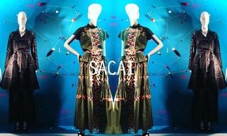 2016早春Sacai零售分析