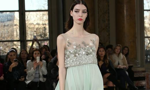 2016春夏高級定制[Georges Hobeika]巴黎時裝發布會