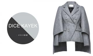 Dice Kayek - 2016春夏