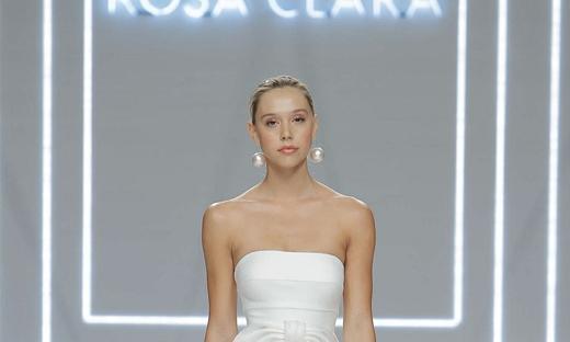 2016秋冬婚纱[Rosa Clara]巴塞罗那时装发布会