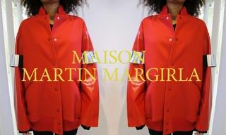 Maison Martin Margirla - 2017春季訂貨會