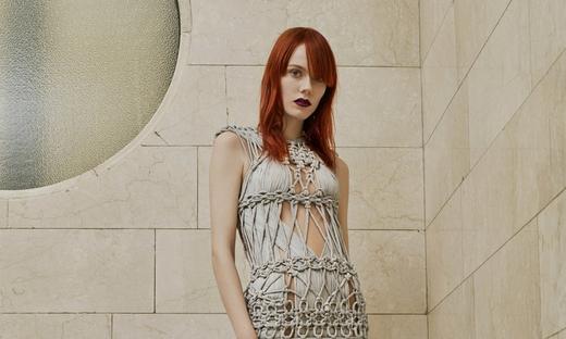 2017春夏高級定制[Versace]巴黎時裝發布會