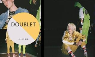 Doublet - 街头freestyle(2017春夏)