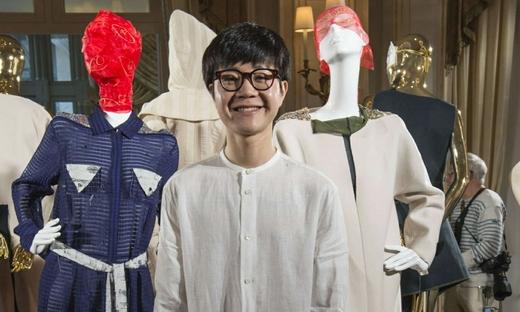 2017春夏高級定制[Liu Chao]巴黎時裝發布會