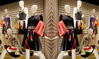 帶你領略Prada櫥窗的韻律