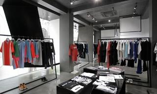 成都DressingForFun时尚服装店设计