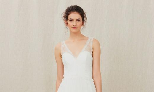 2018秋冬婚紗[Christos]紐約時裝發布會