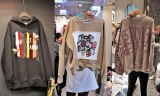 字母|图案|格纹:韩国东大门初秋零售分析