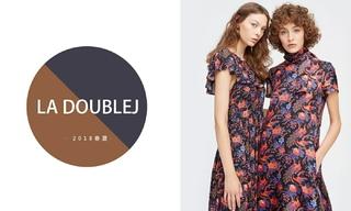 La Doublej - 花的海洋(2018春夏预售款)