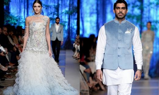 2018春夏婚紗[Sana Safinaz]巴基斯坦時裝發布會