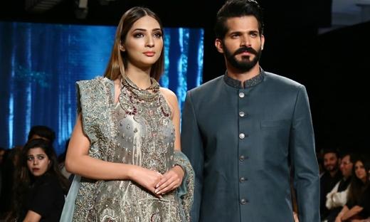 2018春夏婚紗[IVY Couture]巴基斯坦時裝發布會