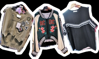 罗纹元素|毛边|无袖设计:韩国东大门初春零售分析