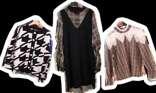 幾何圖案|連衣裙|蕾絲:韓國東大門初春零售分析