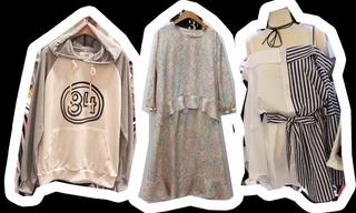 连衣裙|拼接|印花卫衣:韩国东大门初春零售分析