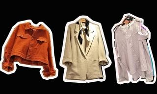 条纹|便西|外套:韩国东大门初春零售分析