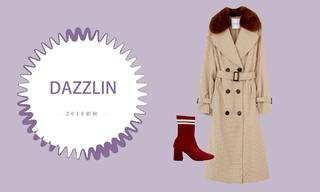 Dazzlin - 娇俏少女的时尚篇章(2018初秋)