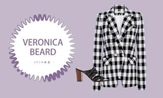 Veronica Beard - 来自80年代的复兴(2019春夏 预售款)