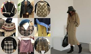 【韓國東大門】高領|系帶外套|絎縫棉衣