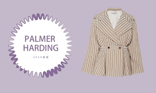 "Palmer Harding - 电影中的""伪装""暗示(2019春夏 预售款)"