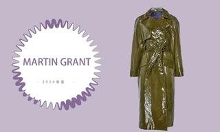 Martin Grant - 怀旧80年代(2019春夏预售款)