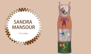 Sandra mansour - 舞蹈与鼓声( 2019春夏预售款)