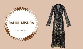 Rahul Mishra - 怀旧主义者(2019春夏预售款)