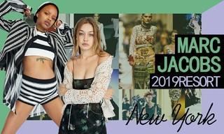 Marc Jacobs:桀骜1993(2019春游)