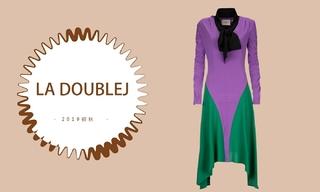 La Doublej - 酷爱独特的复古印花(2019初秋预售款)