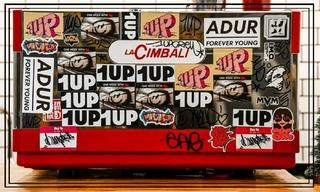 【潮聞快識】柏林涂鴉團隊 1UP 攜手創意視覺廠牌 MVM 打造主題展覽&走進本地藝術插畫家小克「Affordable Art Like」二次油畫展