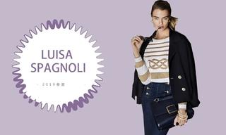 Luisa Spagnoli - 女性化思维(2019春夏)