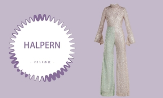 Halpern - 迪斯科时代的享乐主义(2019春夏)