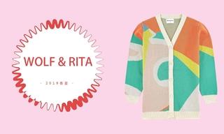 Wolf & Rita - 时尚小可爱(2019春夏)