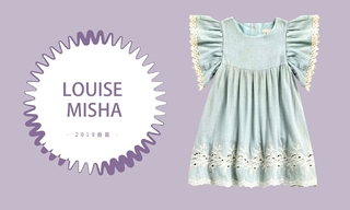 Louise misha-小小女孩的冒险梦
