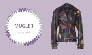 "Mugler - 有机感""遇见""未来主义(2019/20秋冬 预售款)"