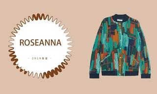 Roseanna - 女性的独特气质(2019春夏)