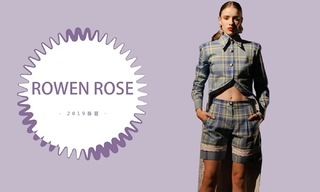 "Rowen Rose - 笼中的""呐喊""(2019春夏)"