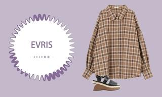 Evris - 不被定义的自我(2019春夏)