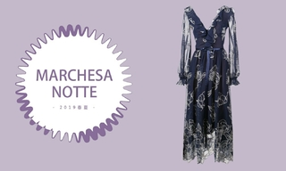 Marchesa Notte - 走进童话世界(2019春夏)