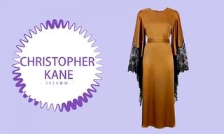 Christopher Kane-原始吸引力