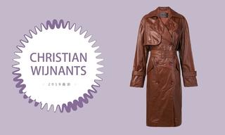 Christian Wijnants - 前往日本的旅程(2019春游)