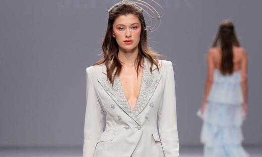 2020春夏婚纱[Sedomir]巴塞罗那时装发布会