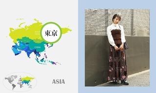 五月日本时尚街拍(一)