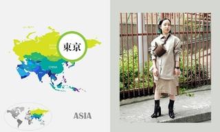 五月日本时尚街拍(二)